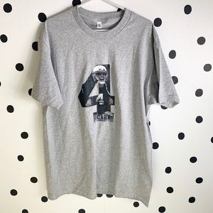 """Other - 🔥30%OFF🔥NWOT RAIDERS """"4"""" shirt size L"""